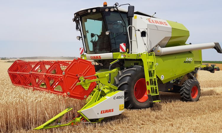 Claas Avero swaps Perkins engine for 6.7L Cummins
