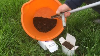New NI requirements for soil sampling to come into effect in January
