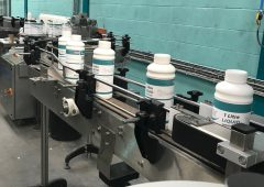 Animal feed additive firm opens new £1 million UK bottling plant