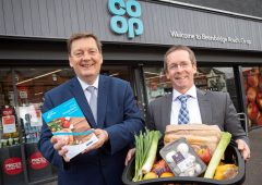 Co-Op Food boss to address Northern Ireland food industry