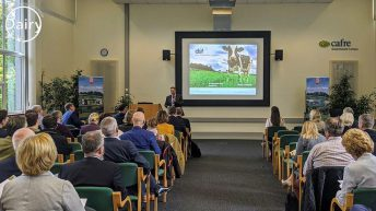 EU dairy conference showcases NI's 'significant work' to lower carbon footprint