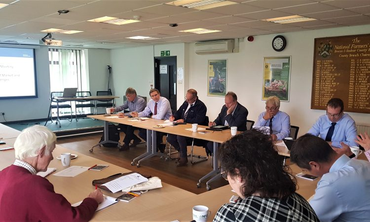 Welsh cross-industry forum discusses low beef prices