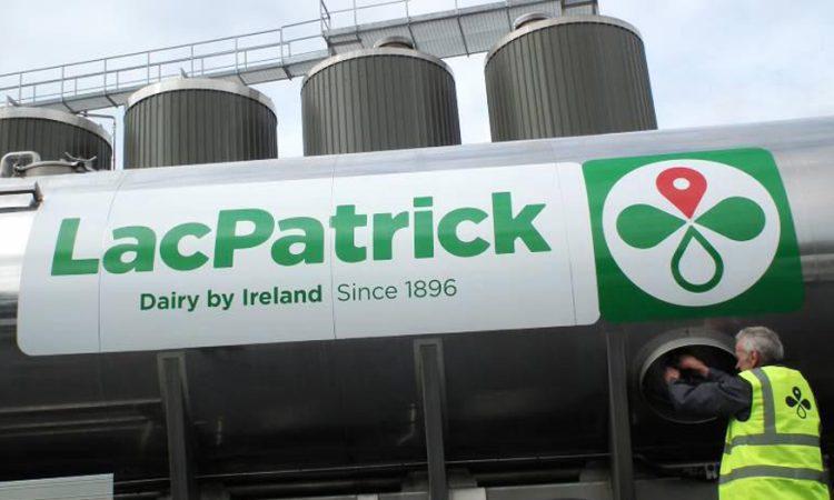 68 job losses announced at LacPatrick Dairies