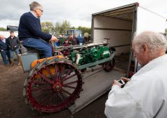 Auction report: £310,000 (plus commission) paid for 'important' tractor