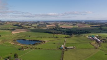Outstanding 1,246ac 'New Zealand style' dairy complex and arable farm for sale