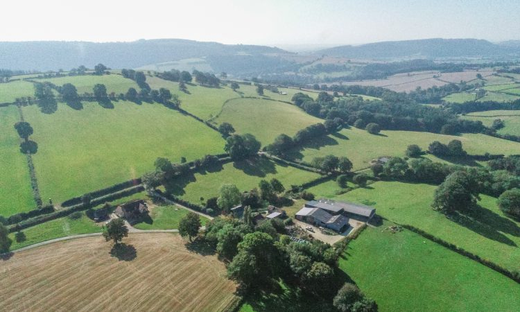 Substantial mixed arable and livestock farm for sale on 185.43ac