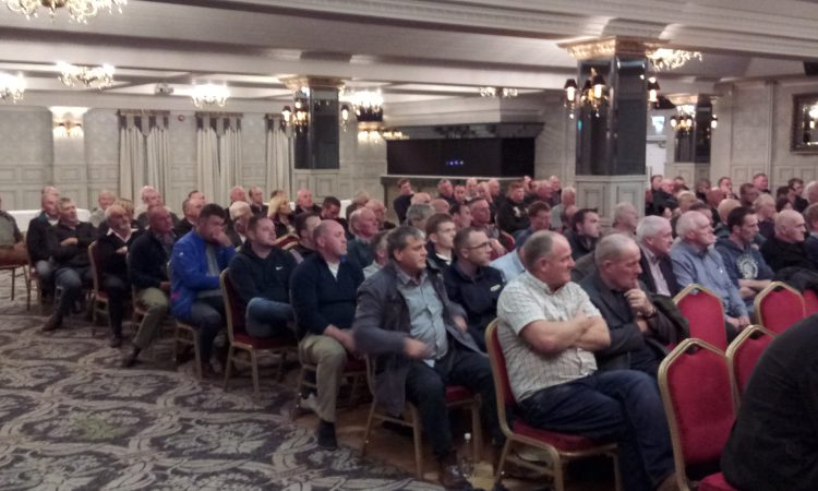 Beef Crisis meeting: Almost 200 NI farmers back new farm organisation plans