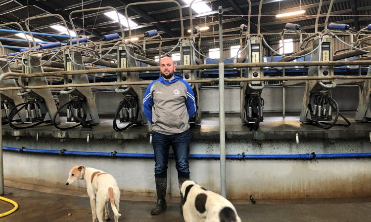 Dairy tour: 2 farmers with 2 very different stories to share…
