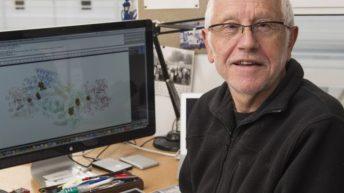 Prestigious prize hails half a century of ground-breaking research