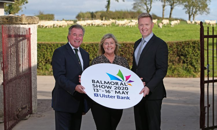 3-year sponsorship deal boost for Balmoral Show