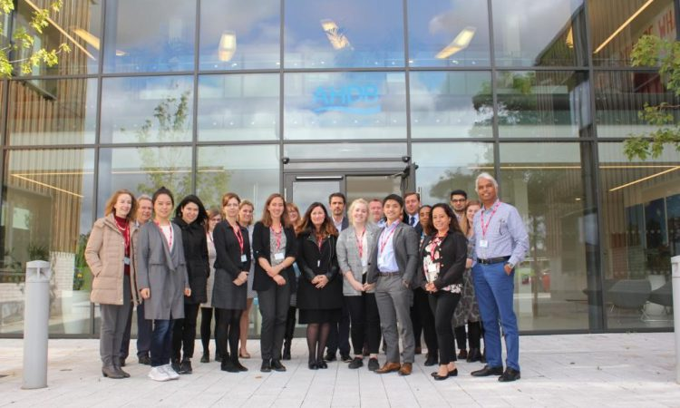 DIT representatives meet to identify new UK agri-food export opportunities