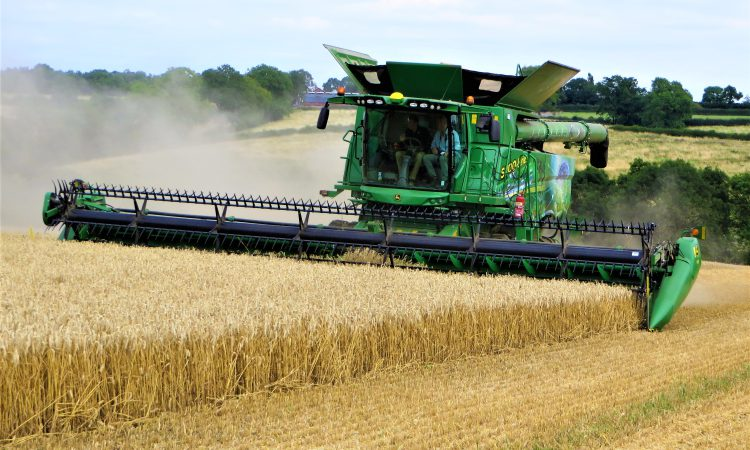 John Deere and Claas team up on special project, but why?