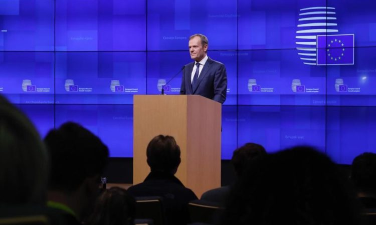 EU 27 agree to UK request for Brexit 'flextension'