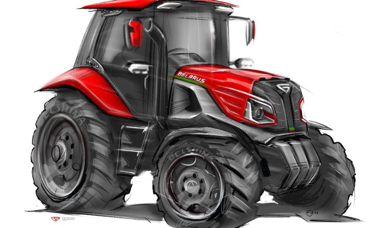 New-look Belarus tractors set to be unveiled