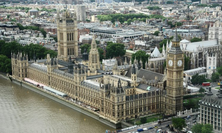 UK government sets out alternative to backstop