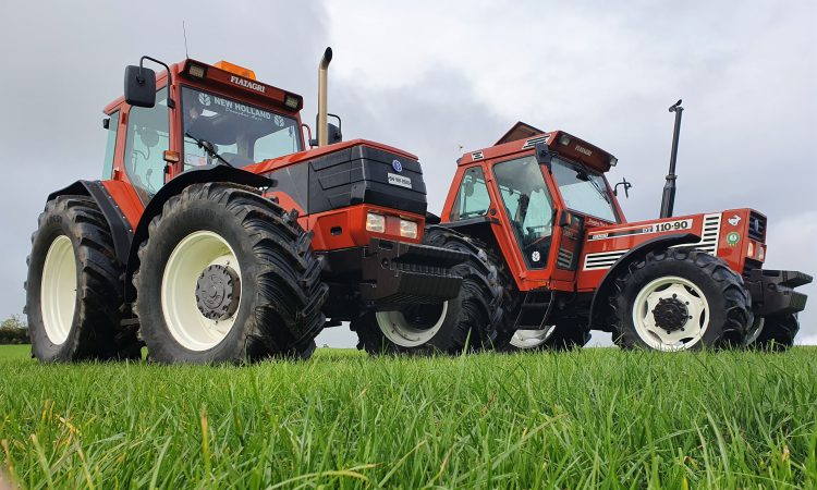 Video: 'It's as good as a new tractor, but you can fix this with a spanner'