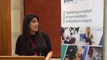 NI vets praised for 'strong and supportive' work ahead of Brexit