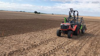 Cereals 2020: Crop plots growing well despite 'tricky and wet' conditions