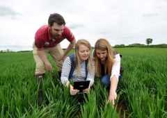 Travel bursary launched for Hartpury agriculture students