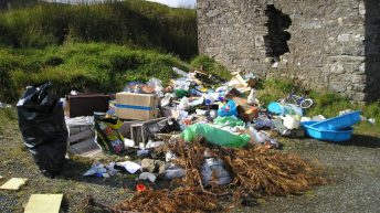 New statistics show 'organised criminal' fly-tipping on the rise