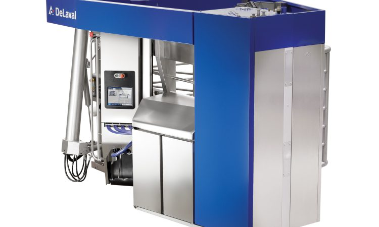 DeLaval launches a new heat and pregnancy detecting milking system