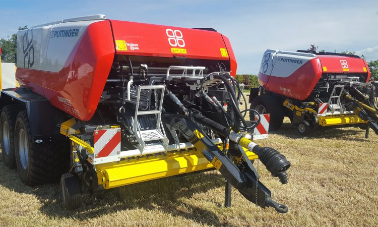 Pottinger announces new dealer appointment; so who is it?