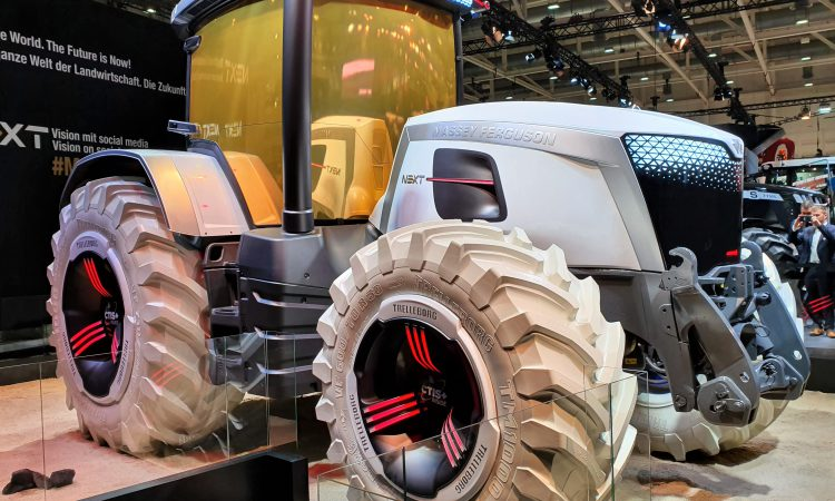 Video: Talking to MF about its 'NEXT' tractor…and current sales in Ireland