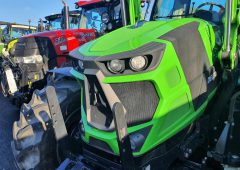 Which tractor 'brands' have climbed or fallen…between 2018 and 2019?