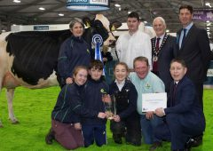 Limerick breeder clinches 2019 RUAS Winter Fair championship