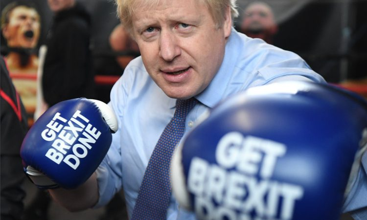 Johnson takes landslide victory as Conservatives secure majority