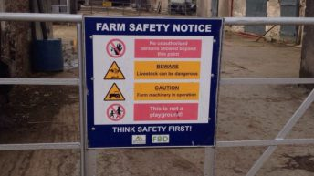 Authorities investigate 'sudden death in tragic farm accident'