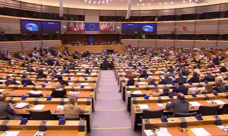European Parliament ratifies UK withdrawal agreement