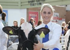 Holstein UK announces first ever team to compete at MASTERs Open