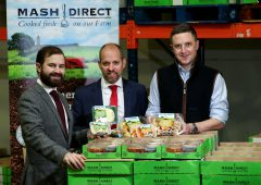 Mash Direct announces £10 million expansion and sustainability plans