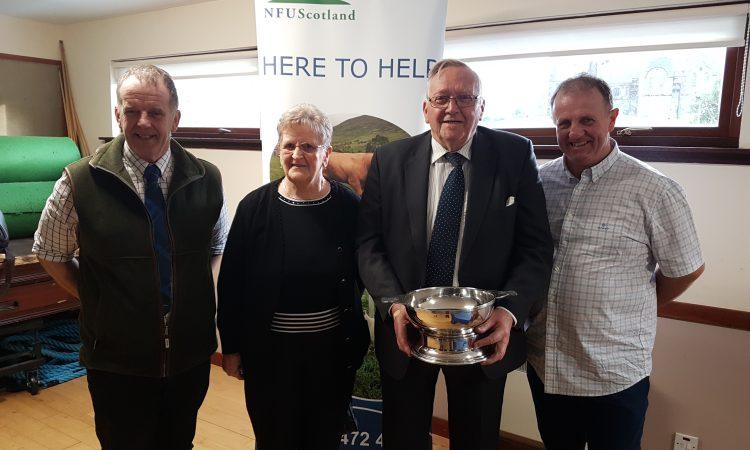Haulage legends take Argyll and Islands Awards