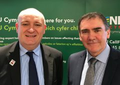NFU Cymru Welsh Council re-elects president and deputy president