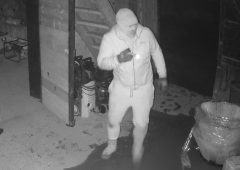 Police launch CCTV appeal after Northamptonshire farm burglary