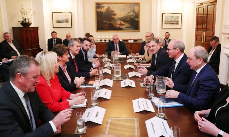 Ministers assigned as Stormont NI Assembly resumes