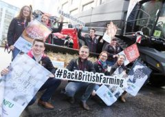NFU confirms plans to lead 'mass rally' over UK food standards