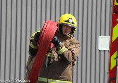 50 firefighters attend farm shed blaze in Antrim