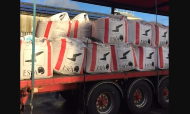 Agricultural haulage company fined after driver falls from trailer