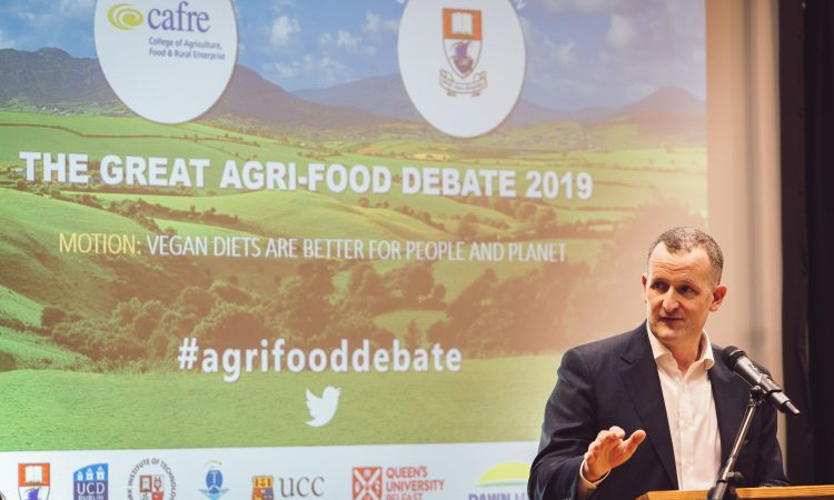 Belfast to host Great Agri-Food Debate for first time