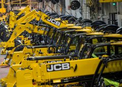 JCB to reduce production due to expected shortages from China
