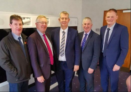 Northern farmers hold 'encouraging' first meeting with new minister