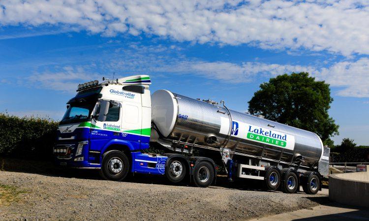 Lakeland increases milk price for January supplies