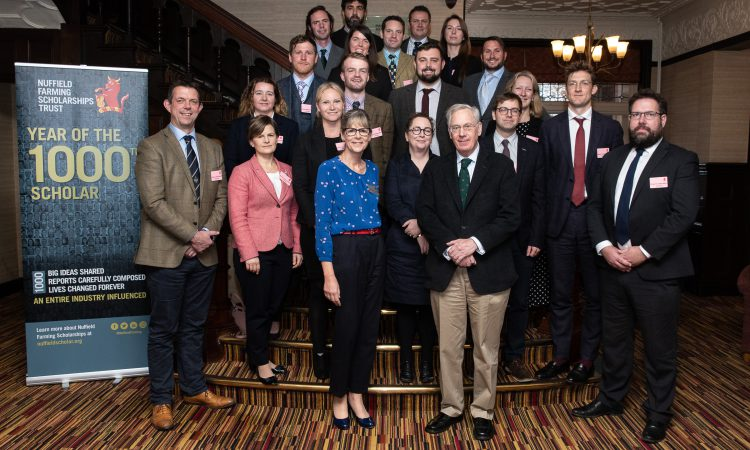 2021 Nuffield Farming Scholarships Trust applications now open