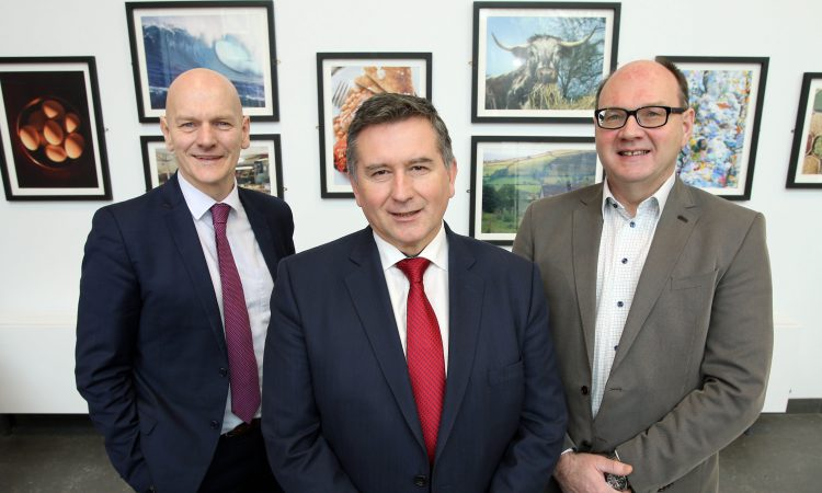 Top NI businessman and agri-food expert honoured by Queen's University