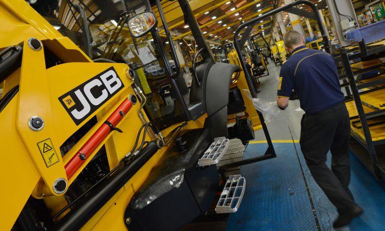 JCB halts UK production due to 'unprecedented' drop in global demand