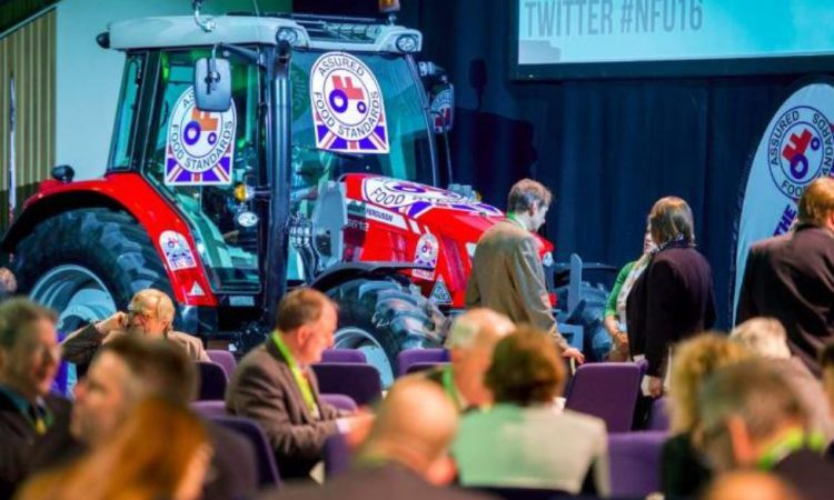 Red Tractor unveils new look logo