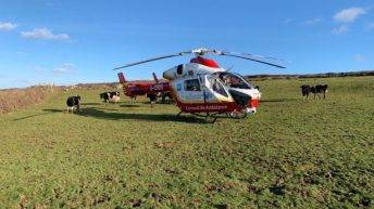 Man killed and 6-year-old injured in Cornwall incidents